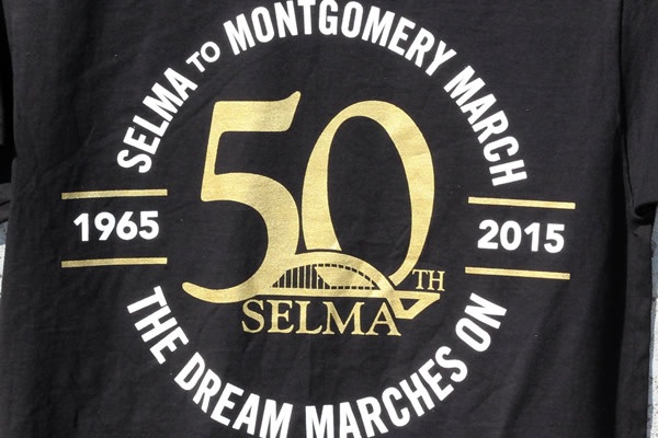 January 19, 2015 marked the 50th anniversary of the Civil Rights Marches that began in Selma, Alabama. On this special Dr. Martin Luther King Jr. Day, marchers gathered at The Caltrain Station to honor Dr. King's legacy. Officers from Taraval Station joined other officers to keep the streets clear for this important commemorative march.