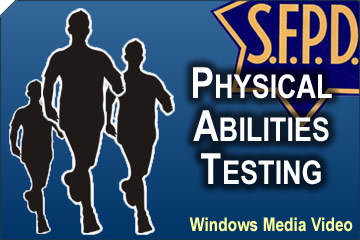 Physical Abilities Testing