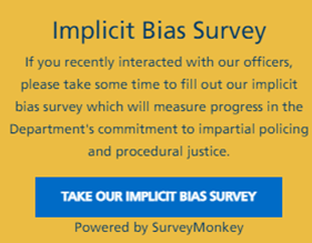 San Francisco Police Department Implicit Bias Survey (surveymonkey.com)